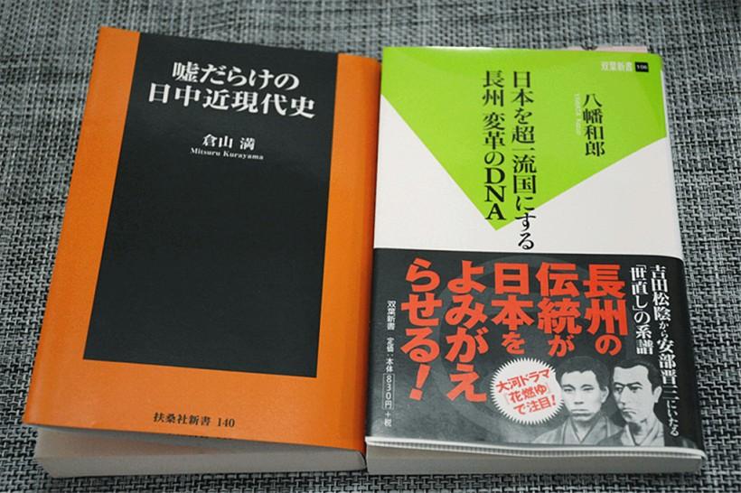 雖說當成是了解一下日本方面的史觀,在很多說法上由於跟自小學習的相距非常遠,也會令人感到困惑。所以讀這兩本書只是起點吧。