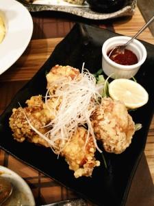 韓式炸雞今次有點令我失望了,感覺外層比較厚,雞肉沒有上次美味嫩滑。